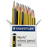 Staedtler Noris Bleistifte, 121–H Grade [36Stück]