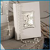 Scarica Libro Albalu Italia VANGELO IN ECOPELLE 10X14 cm CON COLLANA ROSARIO PERLE 50 cm PLACCA ANGELI LANTERNA IN LAMINATO 5x7 cm (PDF,EPUB,MOBI) Online Italiano Gratis