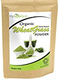 |Organic Wheatgrass Powder (500g/1.1lb) || Certified Organic by the Soil Association || By MySuperfoods|