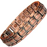 Best Magnetic Therapy Bracelets - MPS APOLLO Mens Copper Rich Magnetic Therapy Bracelet Review