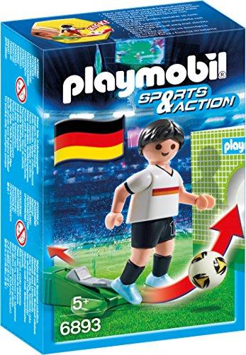 PLAYMOBIL 6893 - Fußballspieler Deutschland