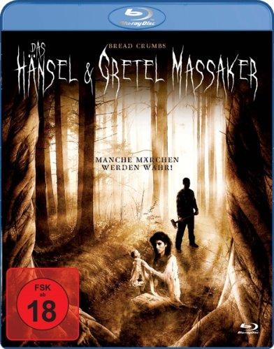 Preisvergleich Produktbild Das Hänsel & Gretel Massaker - Bread Crumbs [Blu-ray]