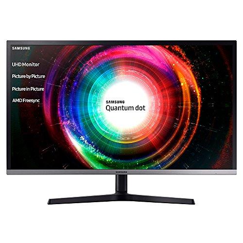 Foto Samsung U32H850 Monitor Professionale 32'' 4K Ultra HD, 3840 x...