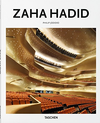 Zaha Hadid (Basic Art) por Philip Jodidio