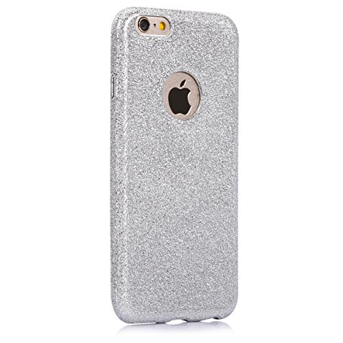 Custodia-iPhone-6-Plus-iPhone-6S-Plus-Cover-iPhone-6-Plus6S-Plus-Custodia-Silicone-JAWSEU-Moda-Stile-Lusso-Brillante-Macchia-Sparkle-Glitter-Bling-Custodia-per-iPhone-6S-Plus-Coperture-Protectiva-Bump
