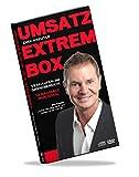 Umsatz Extrem - Box: Verkaufen im Grenzbereich. 10 radikale Prinzipien [13 CDs + 3 DVDs] [2014] Dirk Kreuter