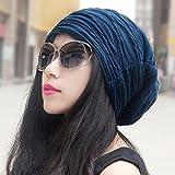 Best Four Seasons Air Conditioners - RangYR Women's Hat Ms Cap Unisex Turban Cap Review