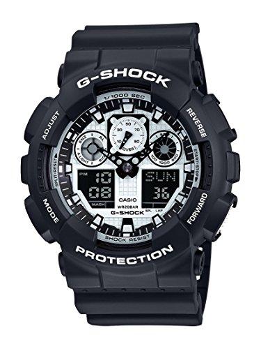 Reloj Casio para Hombre GA-100BW-1AER