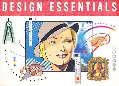 Design Essentials with ADOBE Illustrator and ADOBE Photoshop by Adobe Press (1992-12-06)