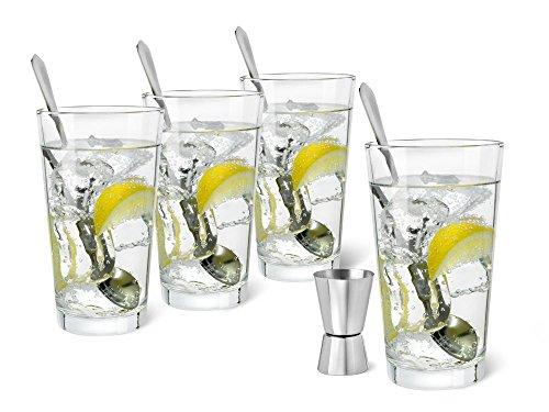 Leopold Vienna LV00466 Gin Tonic Set, 9 Teilig