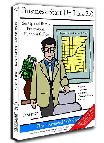 Preisvergleich Produktbild Business Start Up Pack 2.0: Set Up and Run a Professional Hypnosis Office