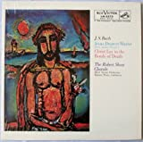 J. S. Bach; Jesus, Dearest Master - Christ Lay In The Bonds Of Death [Vinyl LP] [Vinyl LP]