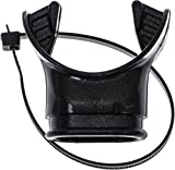 Cressi Atemregler Ersatzteile Mouthpiece Plus Tie Wrap 2nd Stage, HZ790094