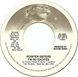"""I'M SO EXCITED 12 INCH (12"""" SINGLE) UK PLANET 1984"""