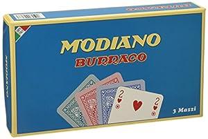 Modiano Tarjetas burraco parte 3Barajas de cartas para 6jugadores