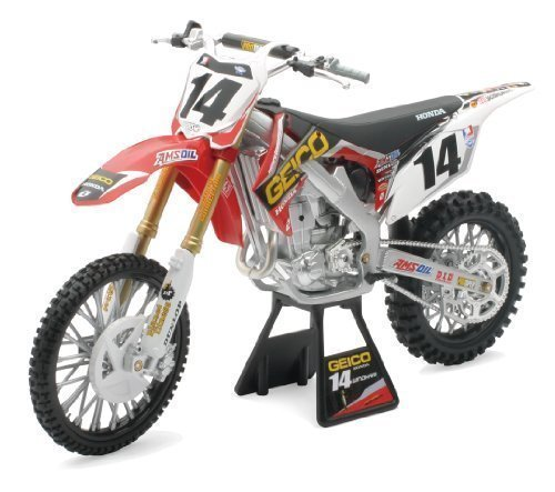 new-ray-jouets-16-echelle-racer-replique-geico-powersports-kevin-windham-2012-49423-by-new-ray-jouet