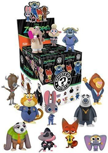 Funko Mini Disney Zootopia Blind Box (Blinds Mini)