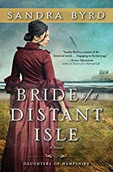 Bride of a Distant Isle (Daughters of Hampshire)