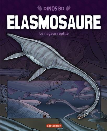 Elasmosaure : Le nageur reptile