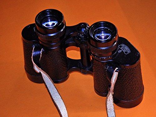 Carl Zeiss Jena Deltrintem 8x30 Q1 Fernglas mit Tasche Binoculars Field Glasses + case ## Rare Collectible ## TOP SAMMLERSTÜCK ## analoge Technique by PHOTOBLITZ ##