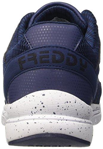 FREDDY Purelite, Pompes à plateforme plate femme Blu (Blu)