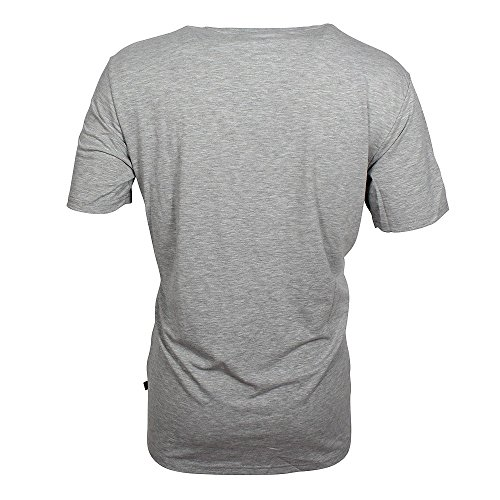 Alpha Industries Basic, T-Shirt Uomo grigio mélange