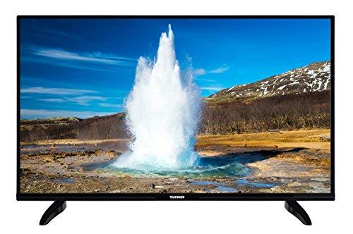 43-tv (Telefunken XF43D401 110 cm (43 Zoll) Fernseher (Full HD, Smart TV, Triple Tuner))