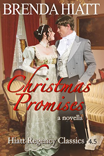 Christmas Promises: A Hiatt Regency Classics novella (English Edition) Sparkle Petticoat