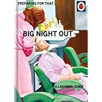 """Ladybird Books for Grown-Ups""""Big Night Out"""" Birthday Card"""