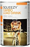 Squeezy Sports Nutrition Carbo Load Drink, Zitrone, 500 g Dose, Pulver