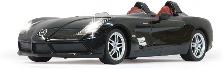 Jamara 404280 - Mercedes SLR 1:12 McLaren, 40 MHz, schwarz