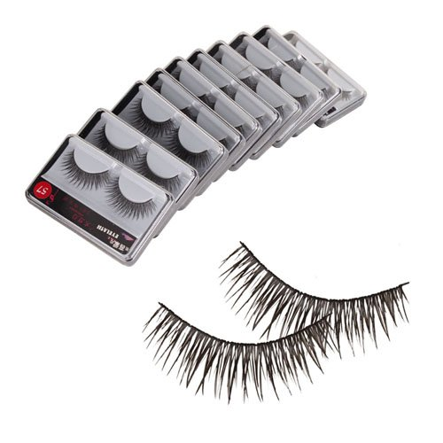 taobaopit-new-10-pair-reusable-charming-cross-fake-false-eyelashes-glue-adhesives-eye-lashes-makeup-