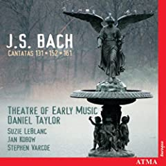 Bach, J.S.: Cantatas, Bwv 131, 152 and 161