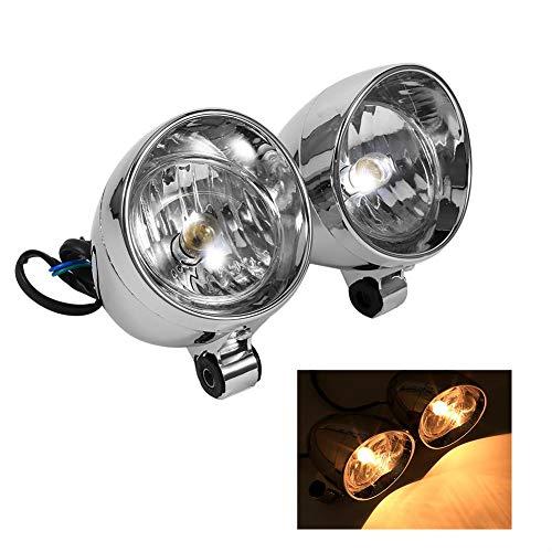 LED moto headlights- Bullet fari fendinebbia