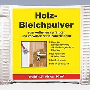 Pufas Holz-Bleichpulver 100g