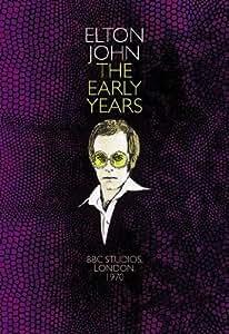 Elton John - The Early Years: Amazon.co.uk: Elton John