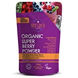 Next Gen U | Organic Super Beeren Pulver 150g | Vegan Detox Superfood Roter...