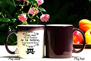 mug humour, mug chat, mug magique