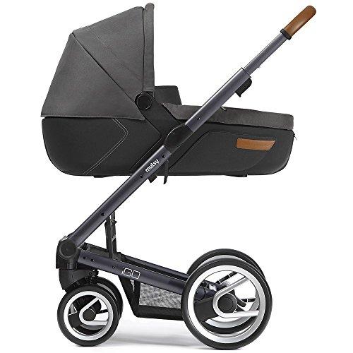 Mutsy Kinderwagen IGO - Urban Nomad dark grey / grey - Modell 2016