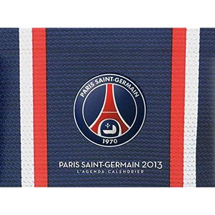 L'agenda-Calendrier Paris Saint-Germain 2013