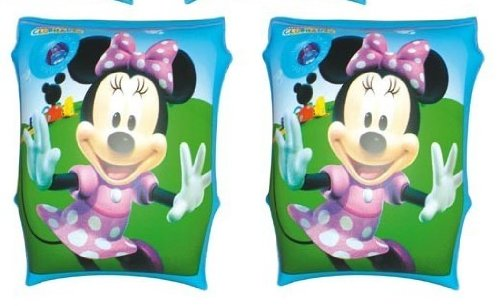 Brassards de bain Minnie de la maison de Mickey 3/6 ans (1138)