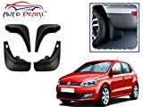 #9: Auto Pearl - Premium Quality Car O.E Type Mud Flaps for -Volkswagen Polo Type-1