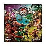 Eclipse Editorial- Skull Tales ¡a Toda Vela (Castellano) Juego De Mesa,, Unica (BGSKULLTALES)