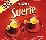 Lavazza Suerte Miscela di Caffè - 2 x 250gr