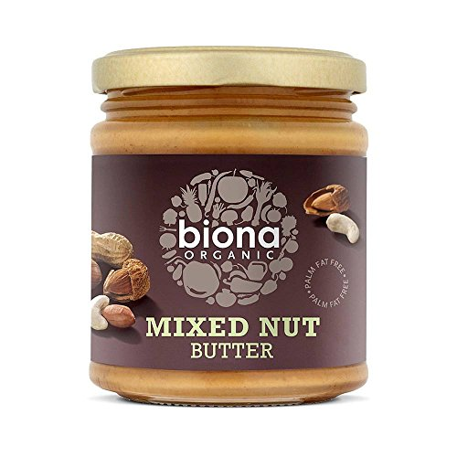 Biona Organic Mixed Nut Butter, 170g