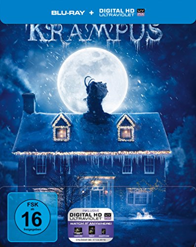 Krampus: Steelbook [Blu-ray] [Limited Edition]