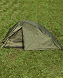 POP UP TENT 1 PERSON DOUBLE SKIN OLIVE