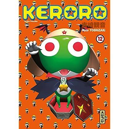 Sergent Keroro - Tome 12