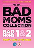 Bad Moms 1 & 2 [DVD] [UK Import]