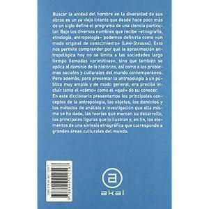Diccionario de etnología y antropología  (Ed. Económica) (Básica de Bolsillo)